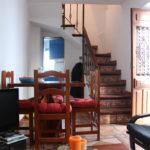 Woonkamer Casa Sonrisa Guaro-NW