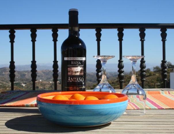 Dakterras - relaxen bij Casa Sonrisa