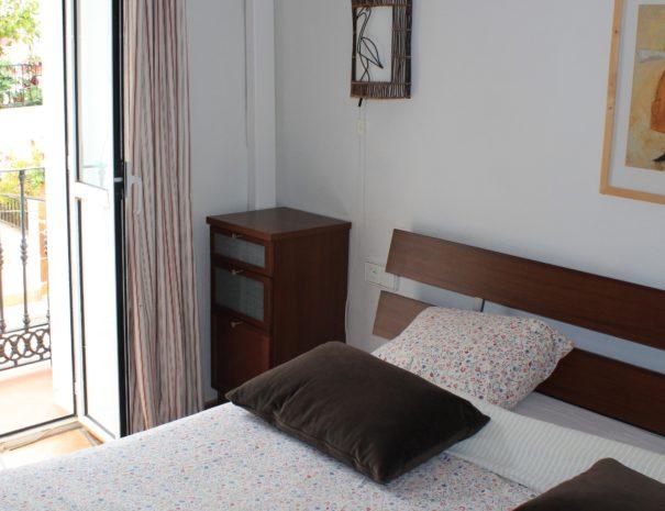Slaapkamer 1 Casa Sonrisa Guaro