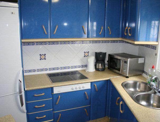 Keuken Casa Sonrisa
