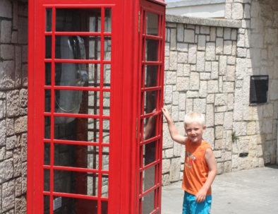 Gibraltar telefooncel