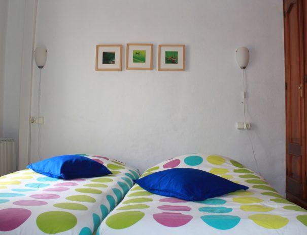 Slaapkamer-2 Casa Sonrisa Guaro