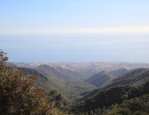 Sierra Blanca - Cruz Juanar