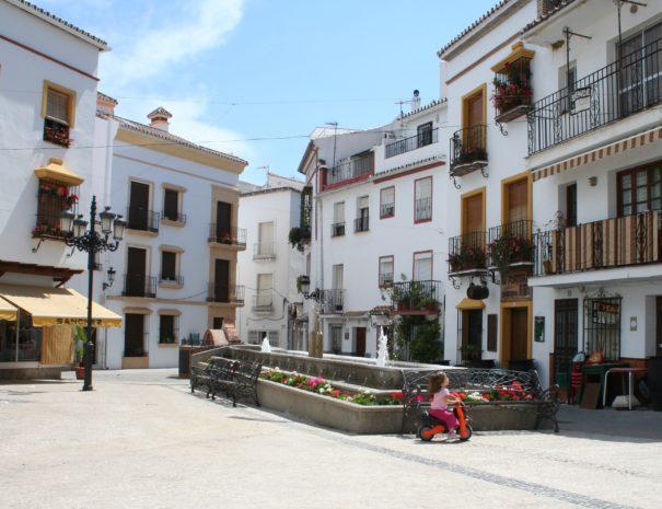 Ojén Sierra de las Nieves