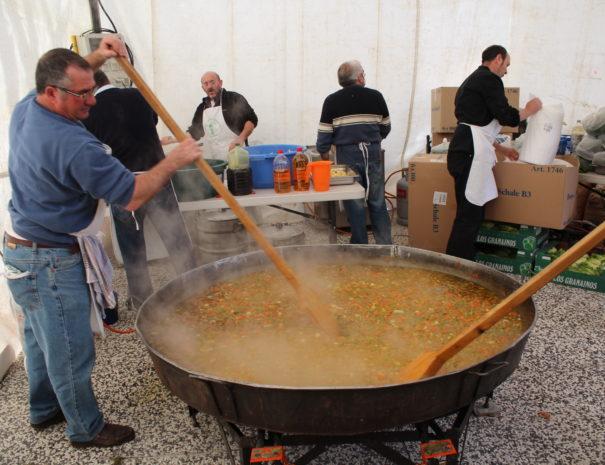 Sopa de los 7 ramales El Burgo