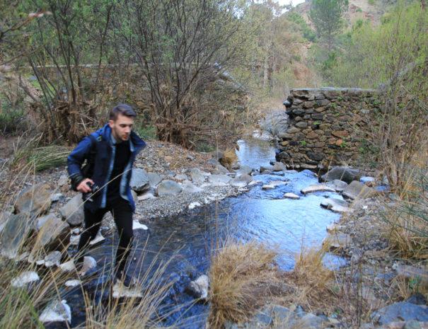 Tolox wandeling Sierra de las Nieves