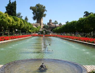 Tuin Alcázar