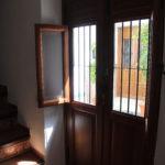 Casa Sonrisa woonkamer deur