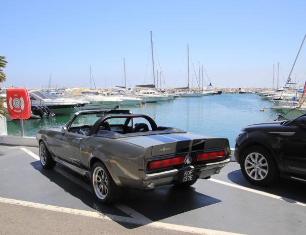 Marbella Puerto Banus jachthaven